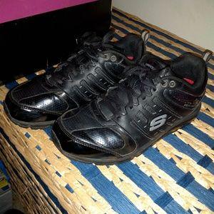 Skechers Work Slip Resistant Shoes